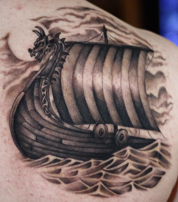 Tatuagens De Navio   Ship Tattoos