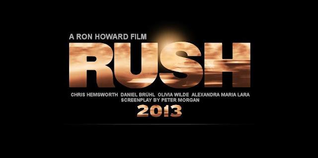 Rush (2013) - Logo