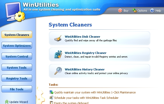 WinUtilities 11.2 Free Download