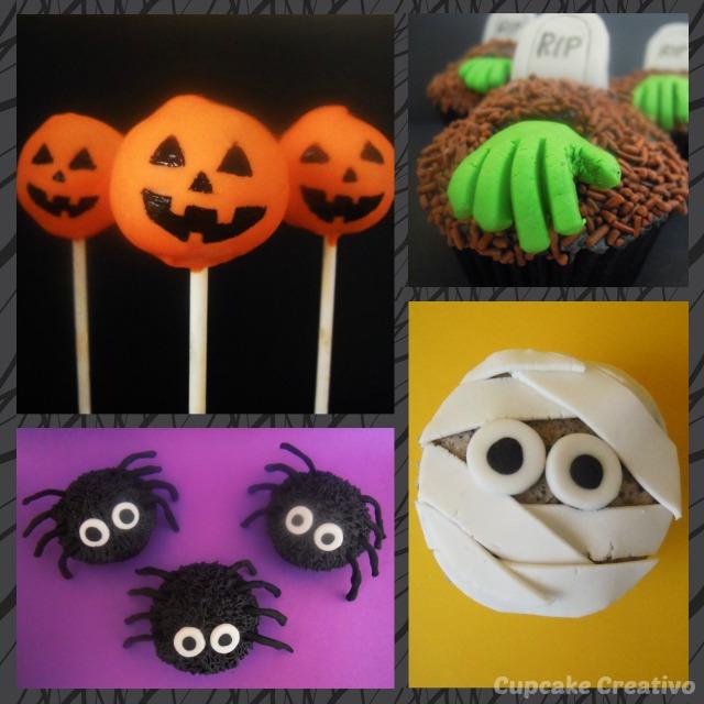 Cupcake Creativo: Ideas para Halloween, cupcakes y cakepops
