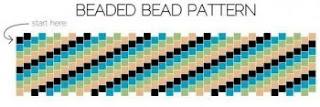 бисер схема плетения