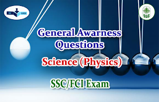 Science - Physics GK Quiz