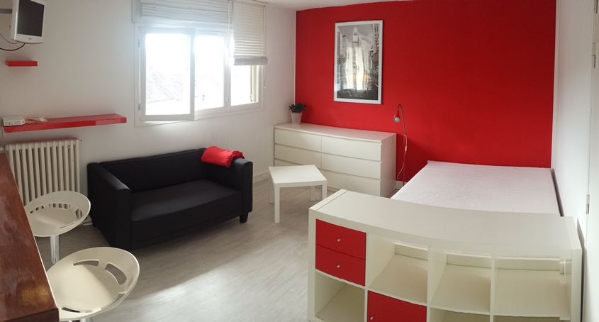 renovation appartement en anglais
