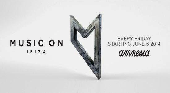 Music On Ibiza 2014 Marco Carola Amnesia Ibiza