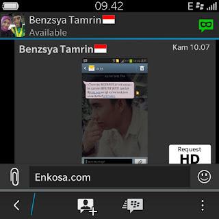 gamabr screenshot bukti transfer Benzsya tamrin di enkosa sport toko online menjual clutch bag berkualitas lokasi di pasar tanah abang