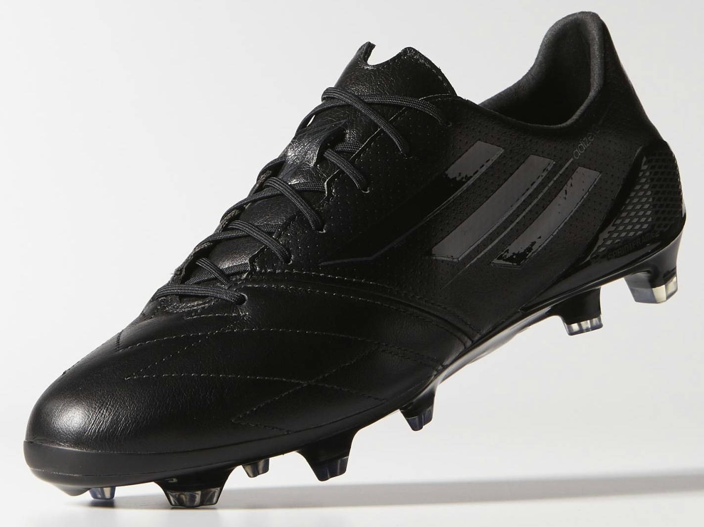 adidas adizero f50 leather blackout 2014