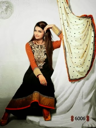 Anarkali long frock designs