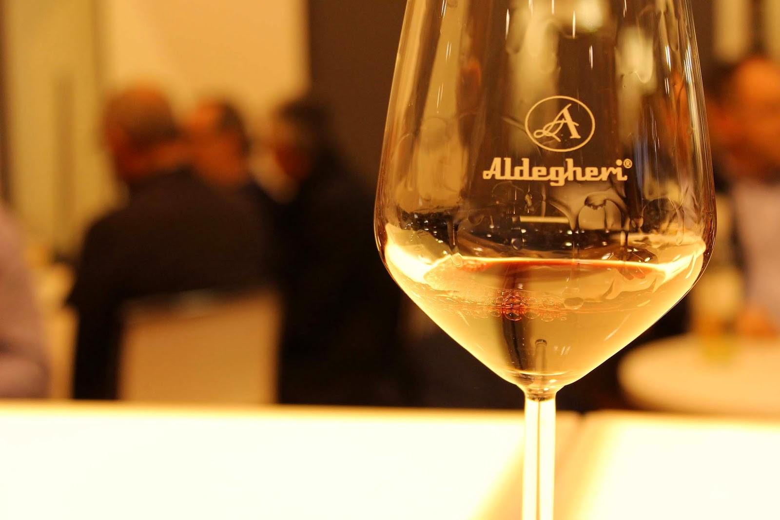Eniwhere Fashion - Vinitaly 2015 - Aldegheri