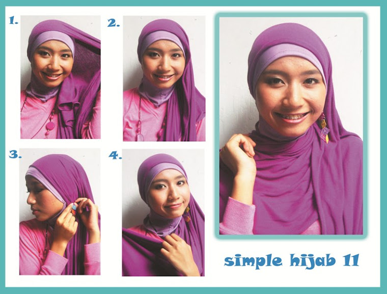 Simple Hijab 1