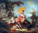 La gara musicale (1754-1755)