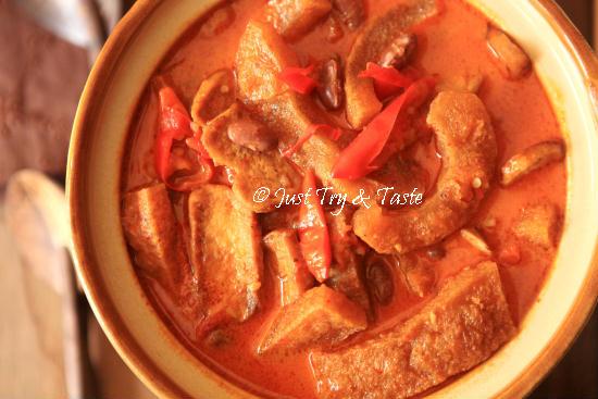 Resep sambal goreng krecek JTT