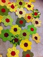 Engelse bloemetjes