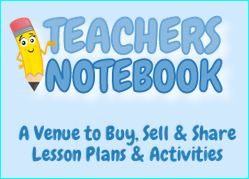 A venue to buy, sell and share lesson plans and activities for teachers