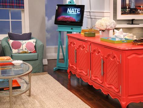 M nica dise os vajilleros y c modas restaurados - Como pintar un mueble antiguo ...