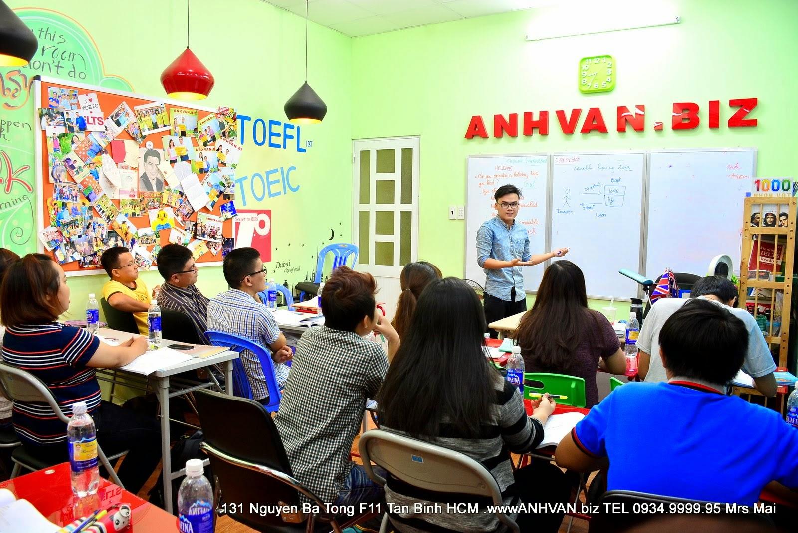 Học Thực Hành trực tiếp SPEAKING May-2015