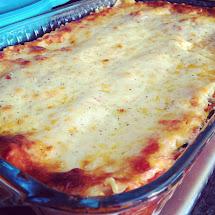 Mushroom Lasagna Recipe Dishmaps