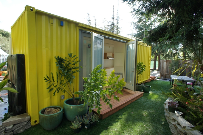 Shipping container homes sunset cargotecture home very nice isbu