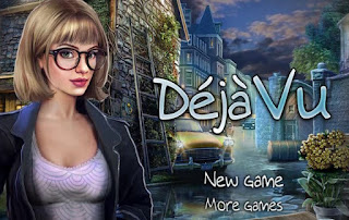 Deja Vu awesome and nice Hidden Object Online Games free play