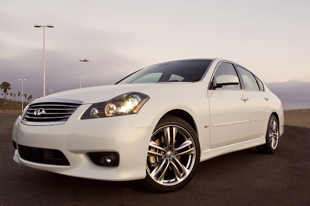 New Infiniti Plan For festival of Pebble Beach Concours Elegance in California