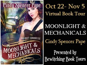Moonlight & Mechanicals blog tour