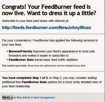daftar feedburner