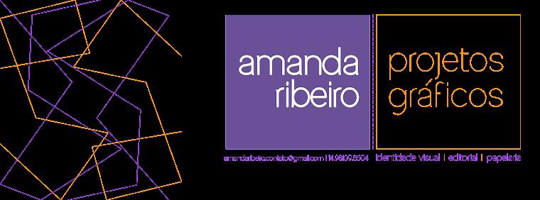 Amanda Ribeiro | Graphic Designer