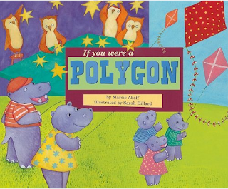 Examples of Polygons - in our everyday lives