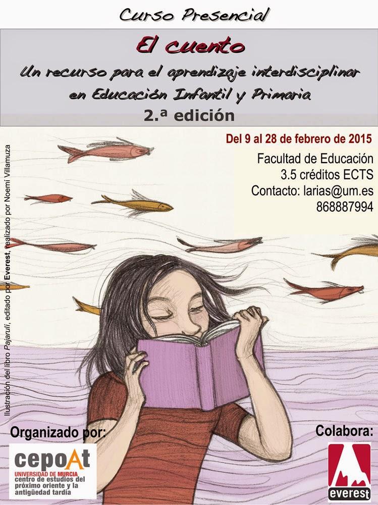 """""""El Cuento"""", curso presencial."""