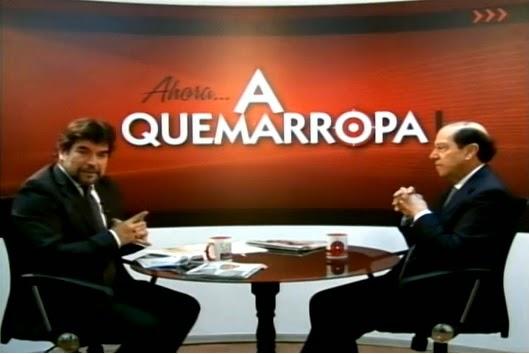 Carlos Vera Ahora a Quemarropa