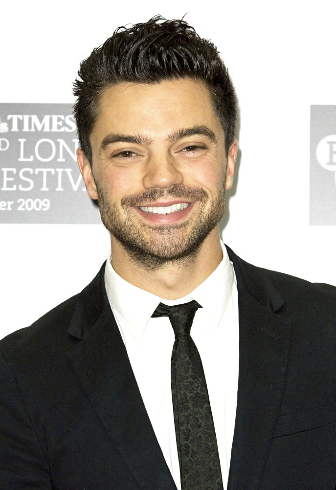Dominic cooper british celebrity actor