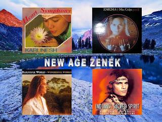 New age zenék