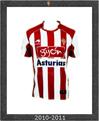 Camiseta del Sporting