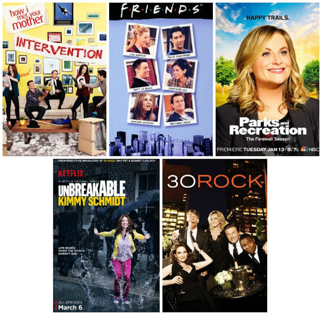 Netflix Picks: TV Comedies