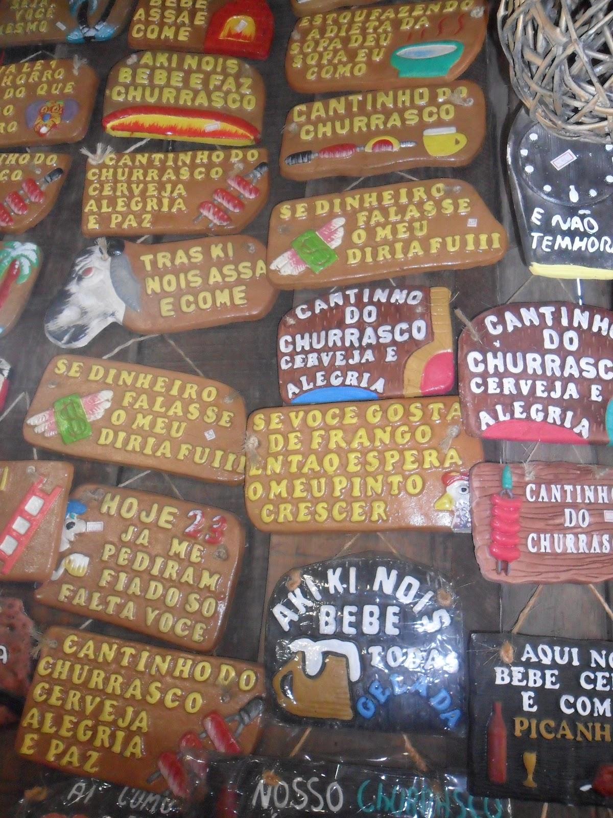 banco de jardim frases:Rusmad Móveis e Decorações: Placas com dizeres