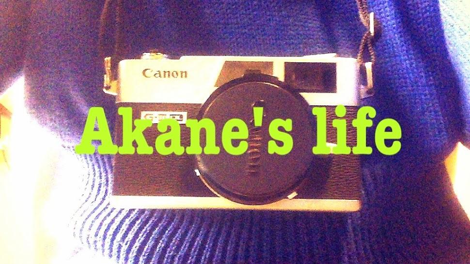 AKANE'S LIFE