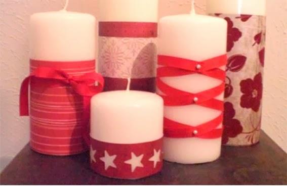 Haz regalos las mejores ideas para tus regalos velas navide as for Velas navidenas