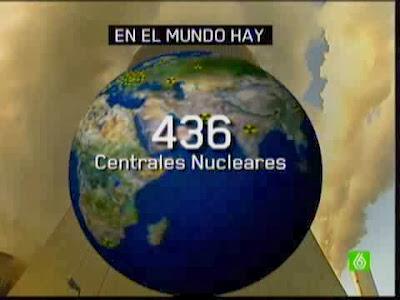 436 RACTORES NUCLEARES OPERANDO EN EL MUNDO
