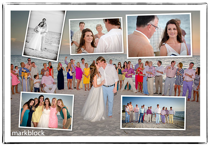 Naples Beach Wedding Photography | Kim and Grant