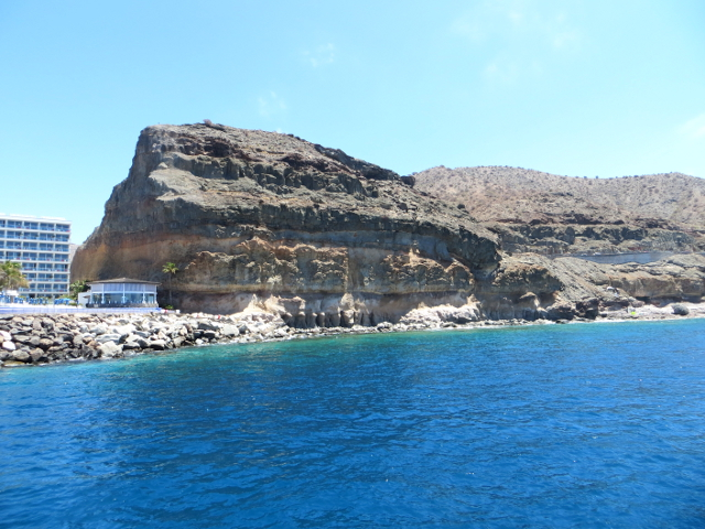 glass bottom ferry gran canaria