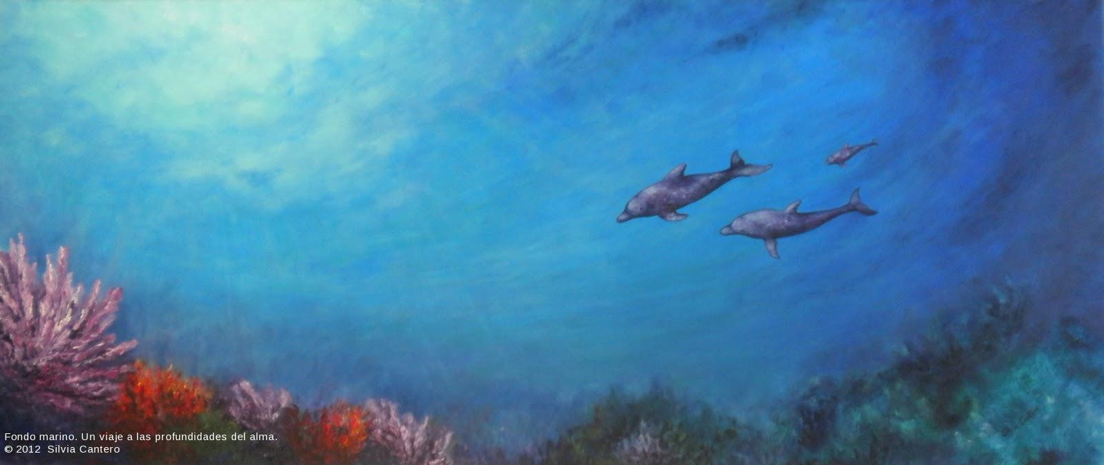 Fondo marino. Un viaje a las profundidades del alma.