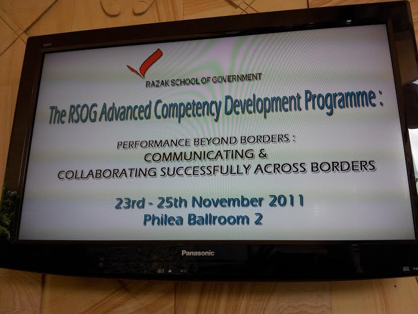 Cross Cultural Communications Course