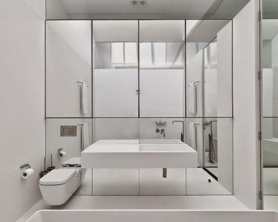 cermin mewah, minimalis kamar mandi, betah dikamar mandi