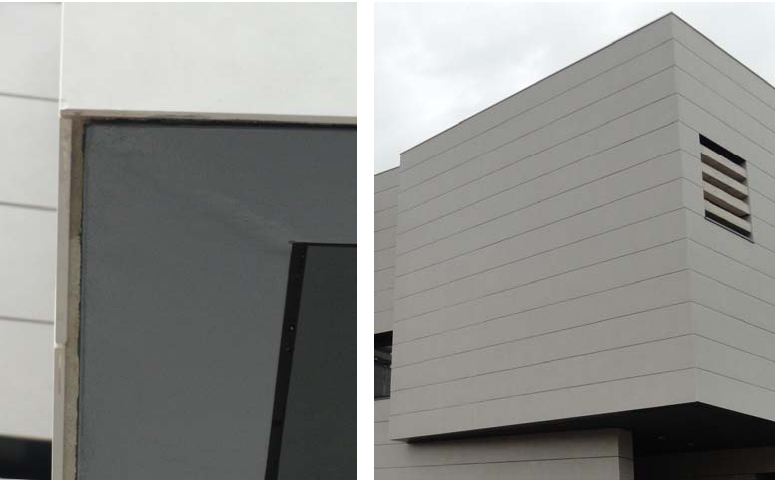 Arquitectura tecnica aplicada peque os detalles t cnicos ii - Materiales para fachada ...