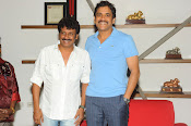 Nagarjuna Birthday Celebrations Photos Stills-thumbnail-20