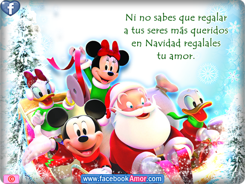 Postales con frases navide as im genes bonitas de amor - Postales navidenas bonitas ...