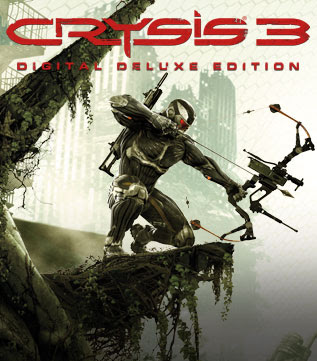Crysis 3 Digital Deluxe Edition