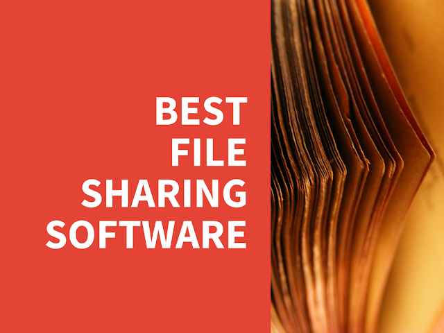 List of best file sharing software, sites and applications to share files on web
