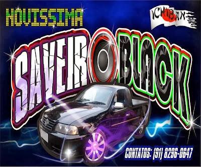 CD MELODY SAVEIRO BLACK VOL.01 DJ LUCAS