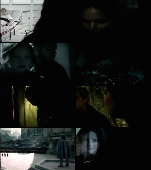 The Hunger Games Mockingjay Part 2 2015 English 480p HDTS