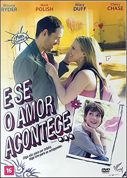 Download E se o Amor Acontece AVI Dual Áudio RMVB Dublado